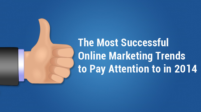 Successful Online Marketing Trends