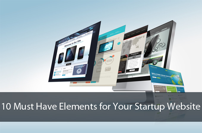 Top 10 Elements for Startup Website