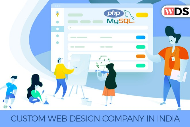 CUSTOM WEB DESIGN COMPANY INDIA