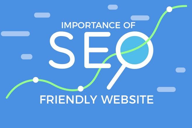 importance of seo friendly website
