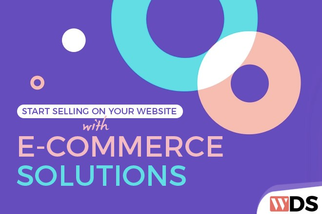 E-commerce web design company in India