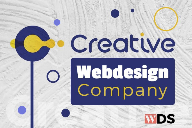 creative webdesign company in india